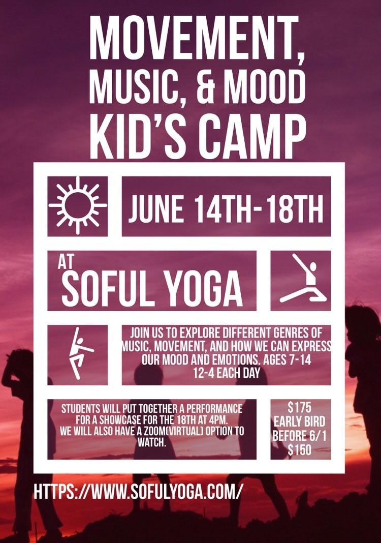 thumbnail Kids Camp Flyer